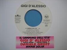 """GIGI D'ALESSIO """"Il cammino dell'età"""" 45PROMO JB + STICK - DANIELE GROFF"""