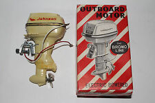 1950's Bromo, Johnson 75 Hp Battery Operated Boat Motor with Box #2