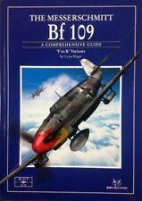 SAM Publications SMBMDF30 The Messerschmitt Bf.109 - 'F' to 'K' Variants