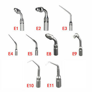 A Dental endodontic Ultrasonic Scaler Endo Perio Tip Fit EMS Woodpecker E series