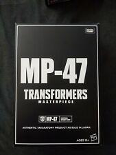 Transformers Masterpiece MP-47 Takara Hasbro Hound broken door