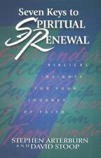 Spiritual Renewal Products: Seven Keys to Spiritual Renewal by Stephen Arterbur…