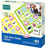 Tell The Time Lotto Game - Green Board Educational Maths