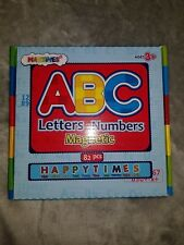 MagTimes Magnetic Letters and Numbers 82 pieces Educational
