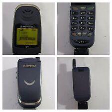CELLULARE MOTOROLA V51 GSM BLU PHONE UNLOCKED SIM FREE DEBLOQUE v50 v8088 v3688