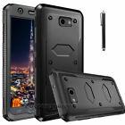 For Samsung Galaxy J7 V/Prime/Sky Pro/Perx Hybrid Rugged Armor Phone Case Cover