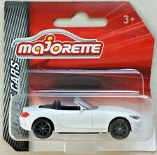 Majorette BMW Z4 Roadster scale model - white