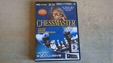Chessmaster 9000-Schachmeister 9000-PC Game-Schnelle Post-komplett