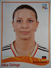 Panini 40 Inka Grings Deutschland FIFA WM 2011 Germany