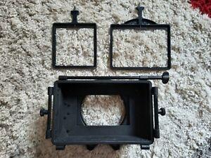 """Chrosziel MB 450-02 MatteBox für 15mm rods + 4x4/4x5,65"""" Filterhalter"""