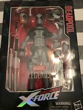 MARVEL LEGENDS 12 inch DEADPOOL Uncanny X-Force Deadpool Action Figure new minty