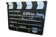Jared Hess Signed Autographed Mini Movie Clapper Napoleon Dynamite PSA AE83524