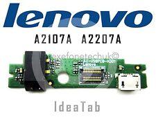 Original Mikro USB/Audio DC laden Board PCB für Lenovo IdeaTab A2107A a2207a