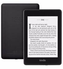 Kindle Paperwhite E-reader 8GB Waterproof (Latest Model) Black