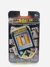 Deal or No Deal Travel Size Electronic Video Game Handheld 2006 TV Show Toy