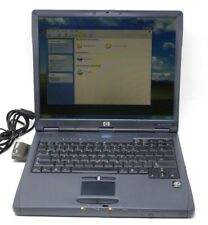 HP OmniBook 6000 Laptop Windows XP Home Edition Vintage Notebook