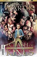 GAME OF THRONES CLASH OF KINGS #2 STANDARD COVER A