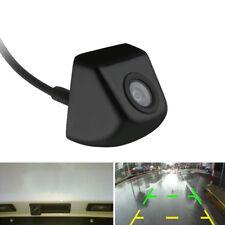 Coche trasera vista cámara de marcha atrás impermeable visión nocturna LED 170°