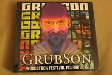 Grubson - Przystanek Woodstock 2015 (CD+DVD) POLISH RELEASE