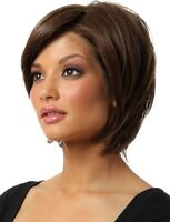 New Hot Fashion Short Woman Straight Hair Cosplay Costume Party Full Wigs