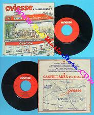 LP 45 7'' OVIESSE A CASTELLANZA interviste Se la luna 1983 PROMO no cd mc dvd