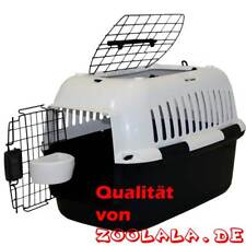 XL Transportbox OPEN TOP anthrazit Transportkorb Katzenbox Katzenkorb NEU