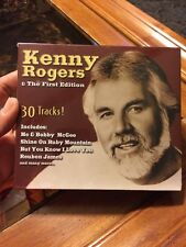 Kenny Rogers & The First Edition 30 Tracks. 3 CDS