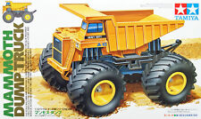 Tamiya 17013 Mini 4Wd Mammoth Dump Truck 1/32