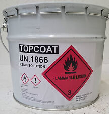 Roofing Topcoat 10kg/GRP Roofing/Flat Roofing