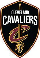 Cleveland Cavaliers NBA Color Die Cut Decal Sticker Choose Size cornhole