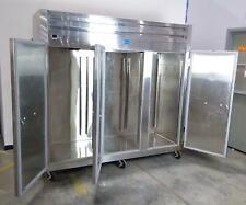 Randell 2030F S/C Reach-In Freezer w/ Cord Triple Door 208V - Untested