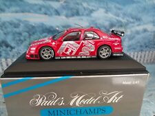 1/43 Minichamps   Alfa romeo 155  V6 TI DTM 1993 Nannini