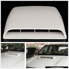 3D voiture suv pickup décoratif simulation air flow intake front hood scoop vent