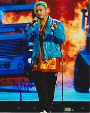 J Balvin signed 8x10 photo