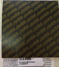1 LASTRA FOGLIO LAMELLA VALVOLA IN FIBRA DI CARBONIO 110x100 0,25 POLINI 2130599