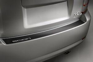 Scion xD 2008 - 2014 Rear Bumper Applique Protector - OEM NEW!
