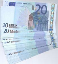 """20 EURO """"S"""" """"DRAGHI"""" - ITALIA non circolate - LEGGI DESCRIZIONE"""