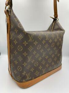 Auth Louis Vuitton Monogram Sharon Stone Amfar Three M47275 Shoulder bag