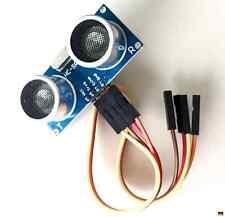HC-SR04 Ultraschall Sensor SET Kit Entfernungsmesser Abstandsmesser Raspberry Pi
