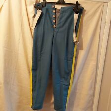 More details for us civil war union uniform cavalry uniform jacket trousers 43
