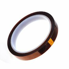 JTC - Kapton Polyimide High Temp Tape  (for DCC decoder installation)