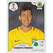 Panini WM 2018 369 Roberto Firmino Brasilien Brasil Brazil World Cup WC 18