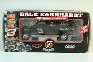Dale Earnhardt #3 Goodwrench Chevrolet Suburban Limited 30,000 1:25 7 Time Champ