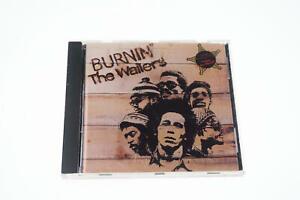 THE WAILERS BURNIN' 042284620024 CD A11202