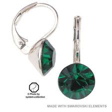 Bigiotteria smeraldo Strass Cristallo