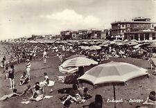 cartolina Italia LADISPOLI SPIAGGIA Italy postcard