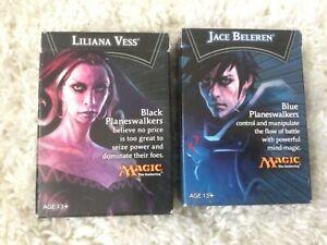 Mtg M13 sample decks Jace and Liliana