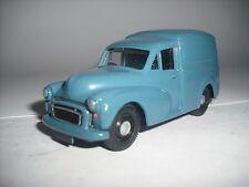 Corgi Morris Minor Van persian blue