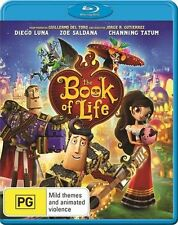 The Book Of Life : NEW Blu-Ray