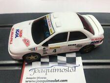 "SCALEXTRIC  Subaru Impreza ""Igol"" Blanco TYCO 1996 ENVIO GRATIS!!!!!"